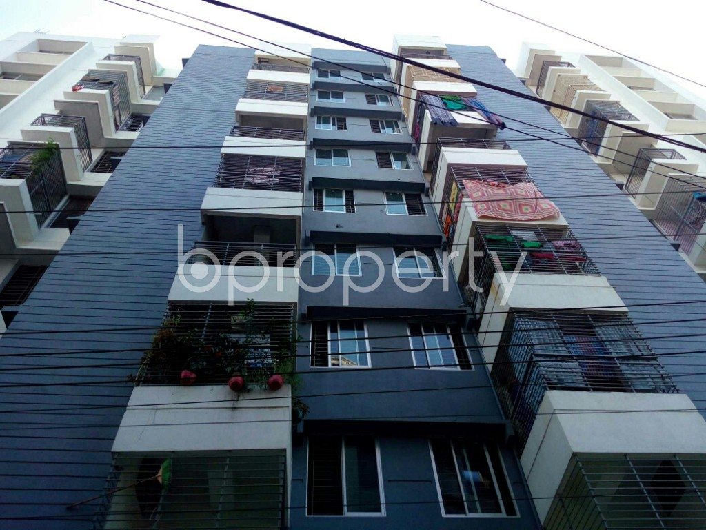 Front view - 3 Bed Apartment to Rent in Double Mooring, Chattogram - 1933763