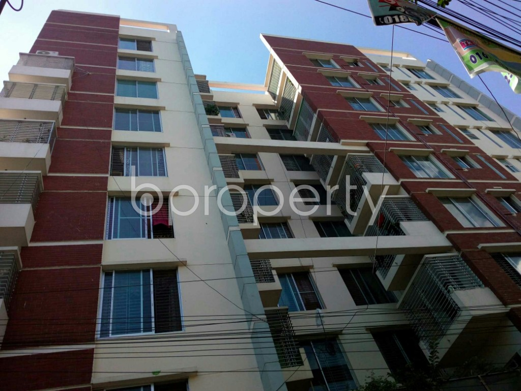 Front view - 3 Bed Apartment to Rent in Double Mooring, Chattogram - 1933764