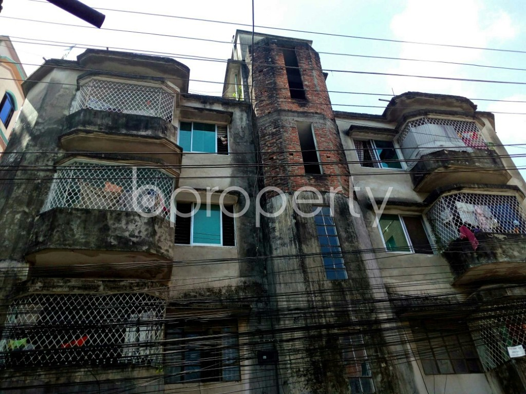 Front view - 3 Bed Apartment to Rent in Double Mooring, Chattogram - 1933766