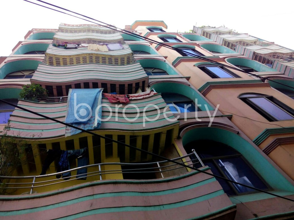Front view - 2 Bed Apartment to Rent in Double Mooring, Chattogram - 1933767