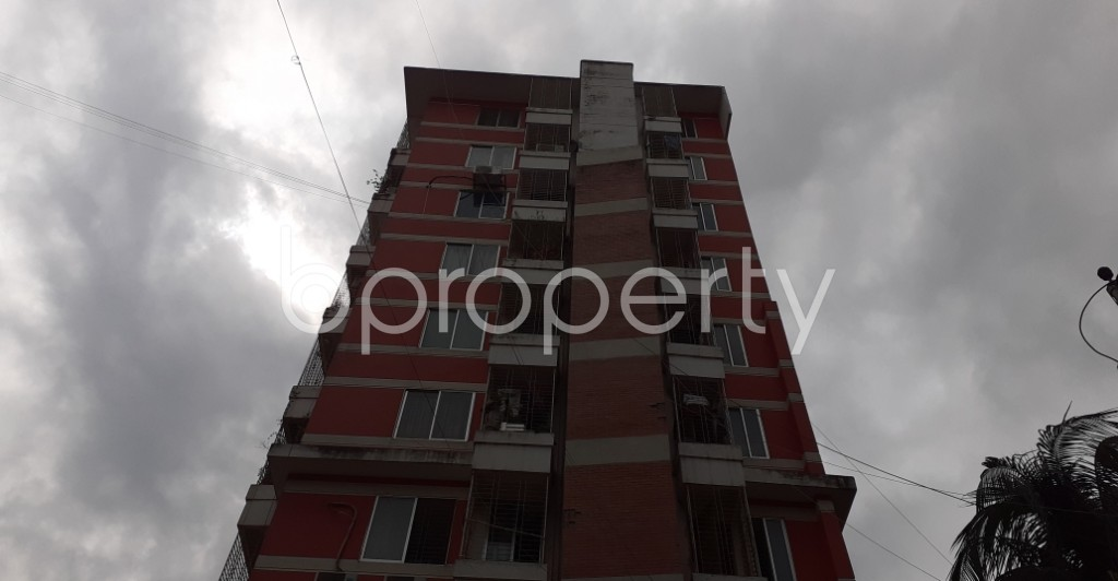 Front view - Office for Sale in Mirpur, Dhaka - 1933786