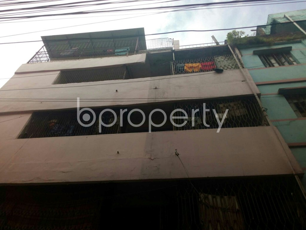 Front view - 2 Bed Apartment to Rent in Gangchor Road, Cumilla - 1933808