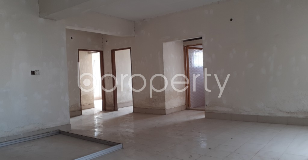 Dine/Dining - 3 Bed Apartment for Sale in Adabor, Dhaka - 1933904