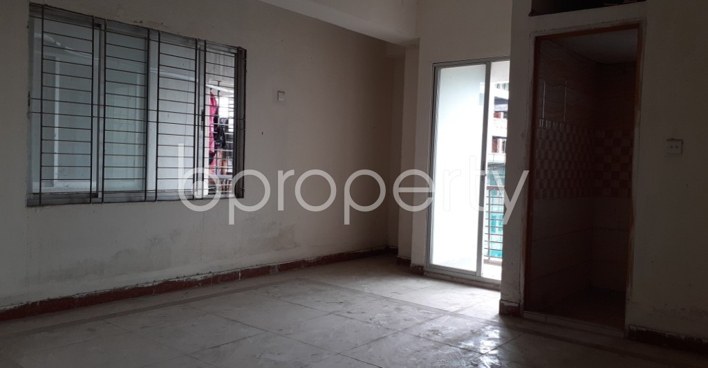 Bedroom - 3 Bed Apartment for Sale in Adabor, Dhaka - 1933909