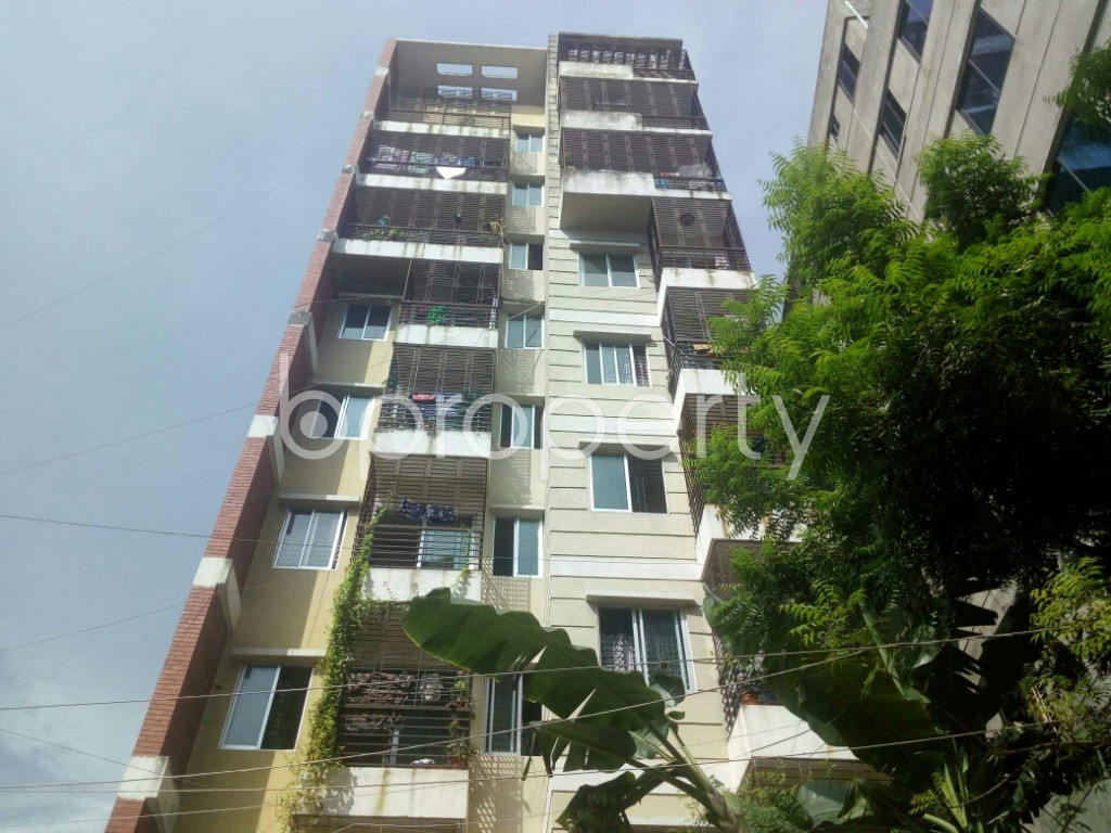 Front view - 3 Bed Apartment for Sale in Dakshin Khan, Dhaka - 1933916