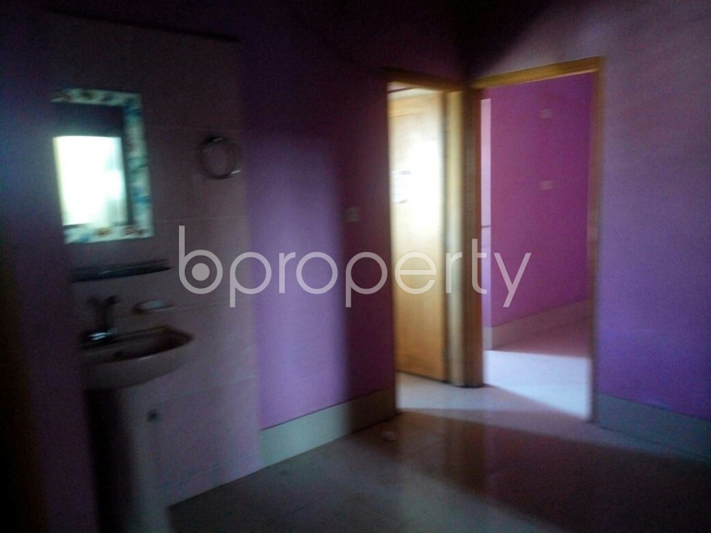 Bedroom - 2 Bed Apartment to Rent in 4 No Chandgaon Ward, Chattogram - 1933958