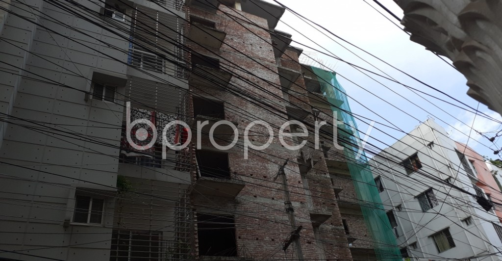 Outside view - 3 Bed Apartment for Sale in Dhanmondi, Dhaka - 1934019