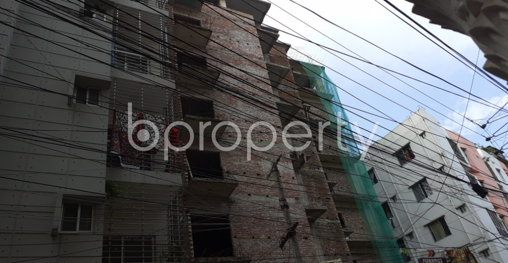 Outside view - 3 Bed Apartment for Sale in Dhanmondi, Dhaka - 1934020