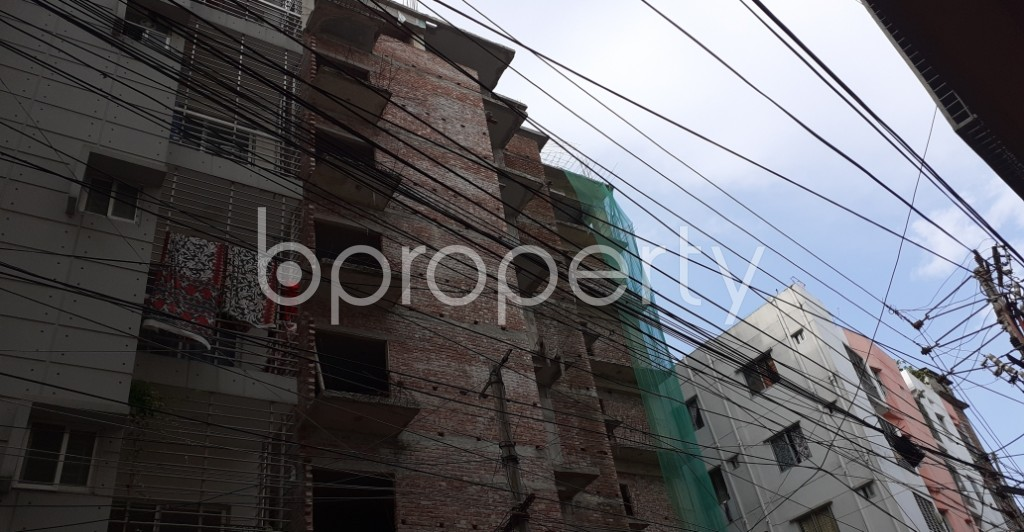 Outside view - 3 Bed Apartment for Sale in Dhanmondi, Dhaka - 1934036