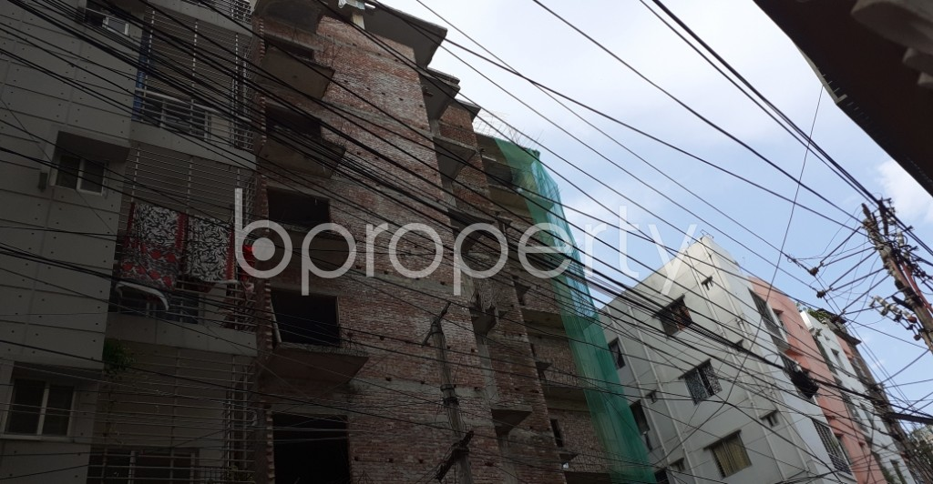 Outside view - 3 Bed Apartment for Sale in Dhanmondi, Dhaka - 1934043