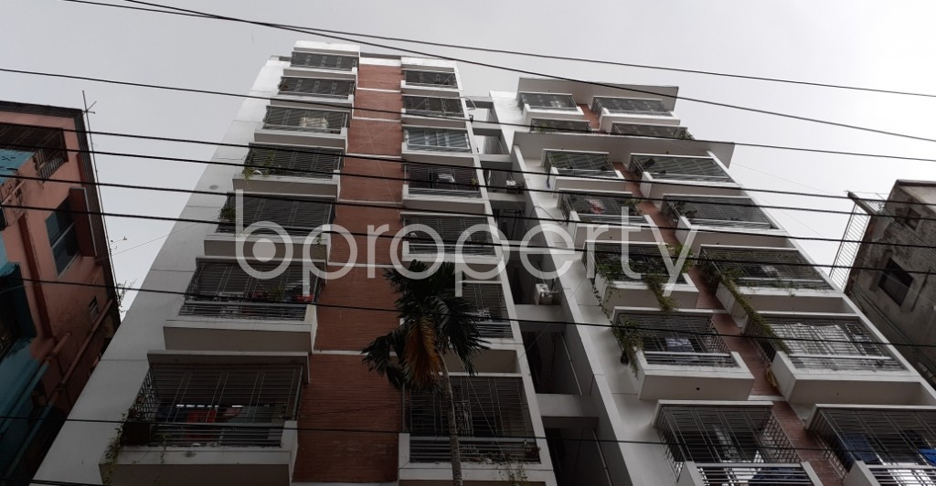 Outside view - 3 Bed Apartment for Sale in Dhanmondi, Dhaka - 1934074
