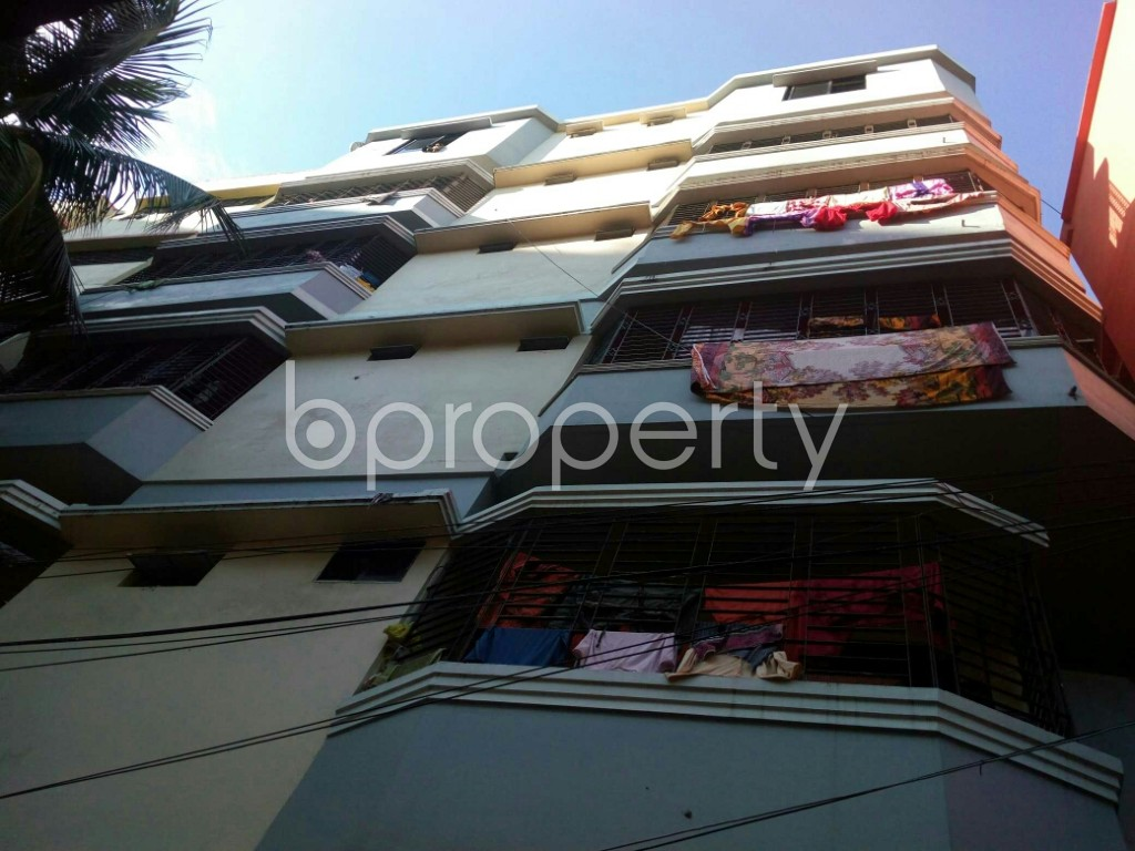 Front view - 1 Bed Apartment to Rent in East Nasirabad, Chattogram - 1934146