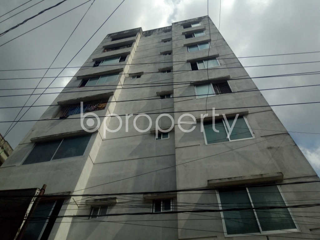 Front view - 3 Bed Apartment for Sale in Kotwali, Chattogram - 1934216