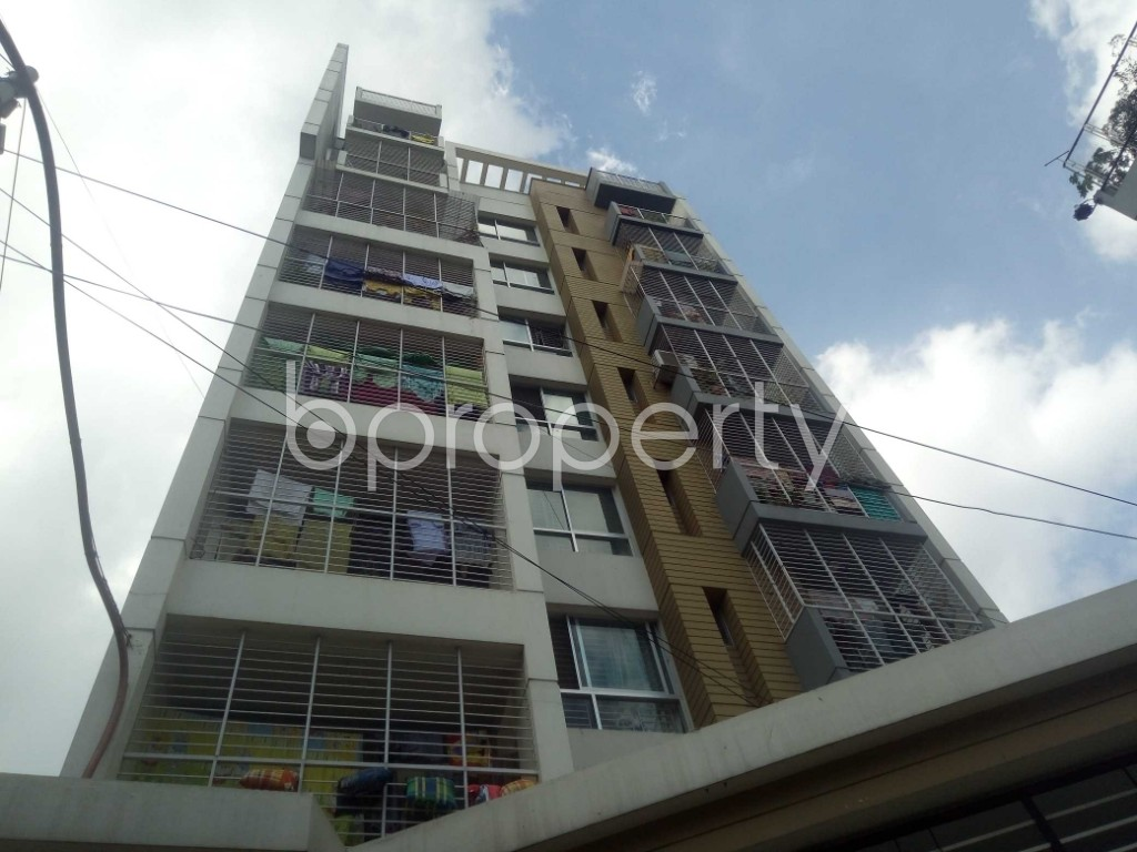 Front view - 3 Bed Apartment for Sale in Kotwali, Chattogram - 1934291