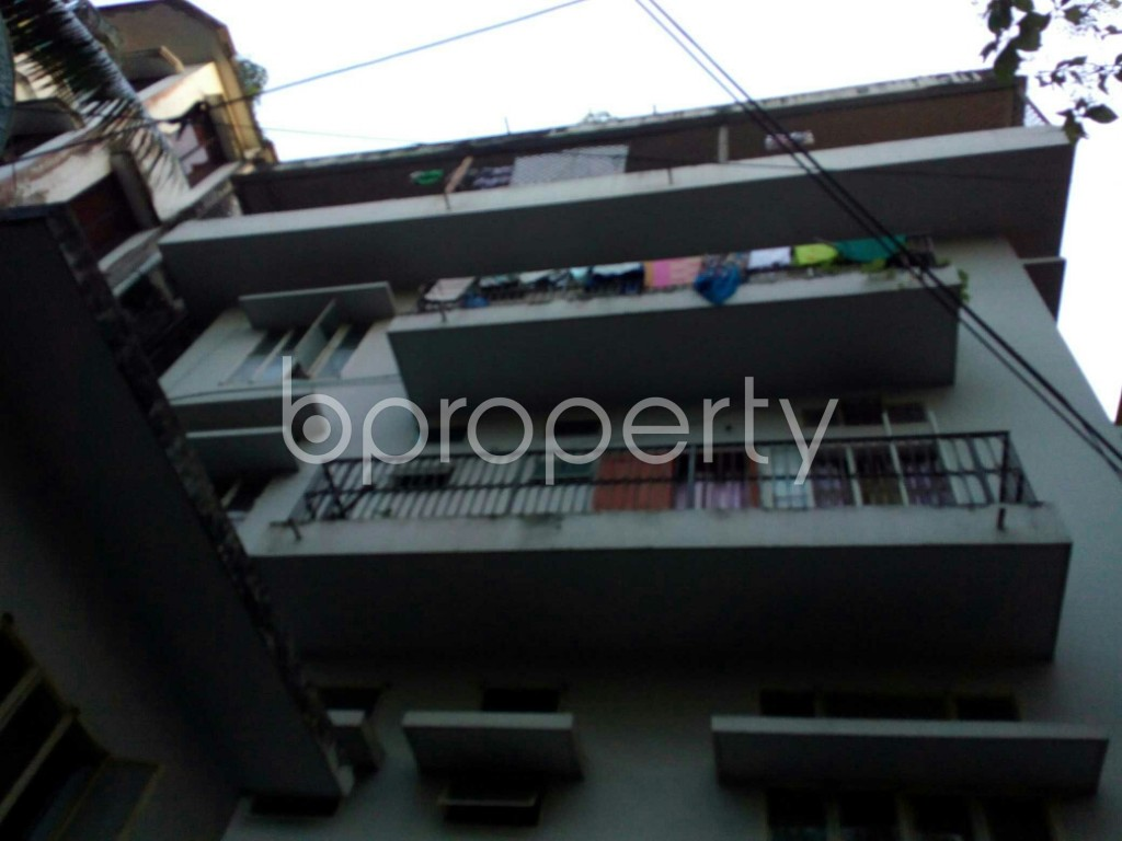 Front view - 2 Bed Apartment to Rent in Double Mooring, Chattogram - 1934461