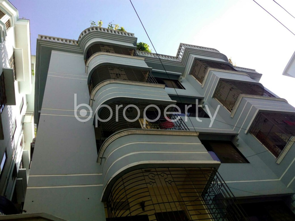Front view - 3 Bed Apartment to Rent in Double Mooring, Chattogram - 1934464