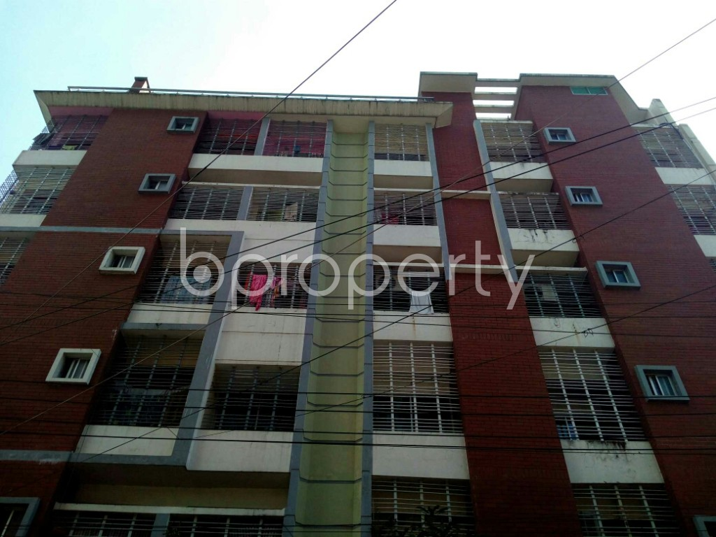 Front view - 3 Bed Apartment for Sale in Double Mooring, Chattogram - 1934465