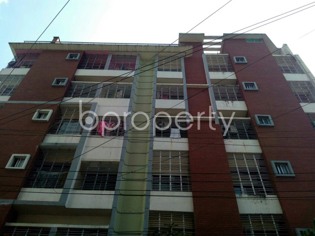 Front view - 3 Bed Apartment for Sale in Double Mooring, Chattogram - 1934467