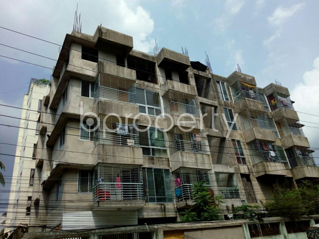Front view - 3 Bed Apartment to Rent in Double Mooring, Chattogram - 1934468