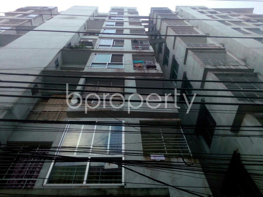 Outside view - 3 Bed Apartment for Sale in 4 No Chandgaon Ward, Chattogram - 1934706