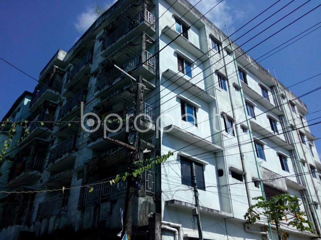 Outside view - 2 Bed Apartment to Rent in Bayazid, Chattogram - 1934971