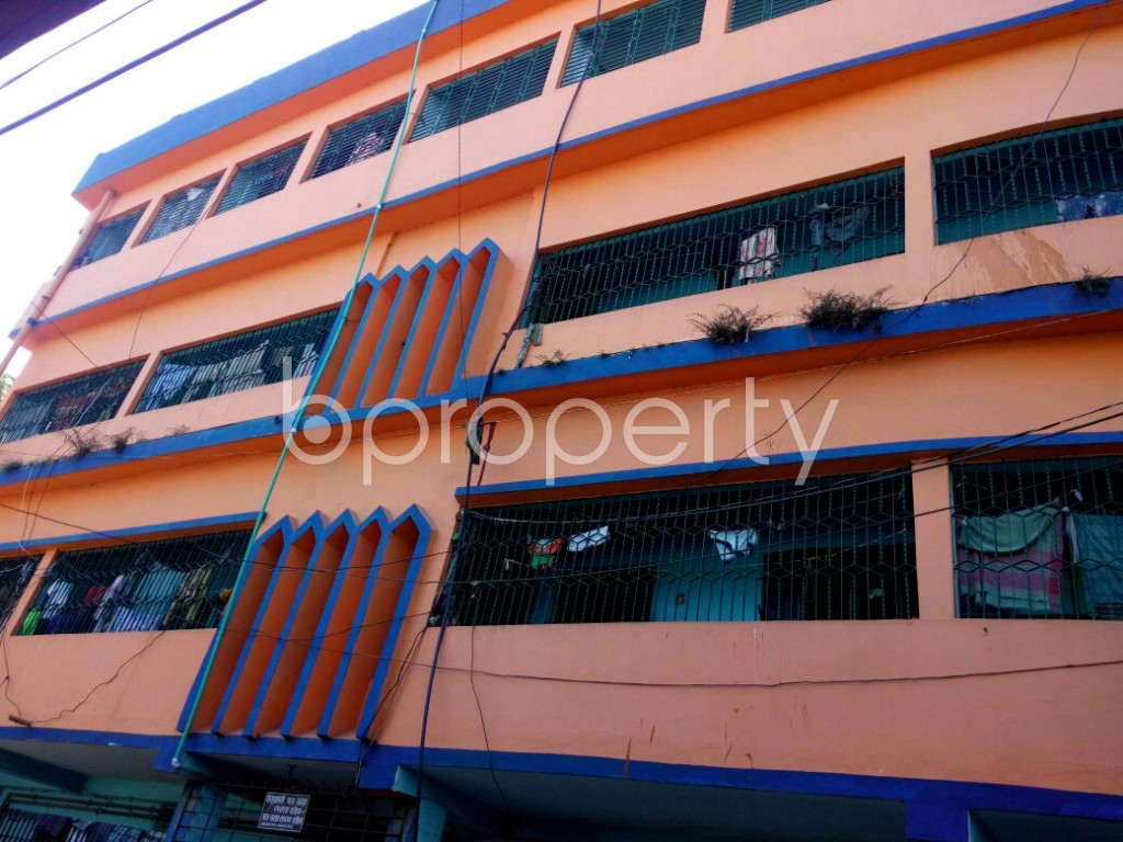 Outside view - 2 Bed Apartment to Rent in Hathazari, Chattogram - 1935007