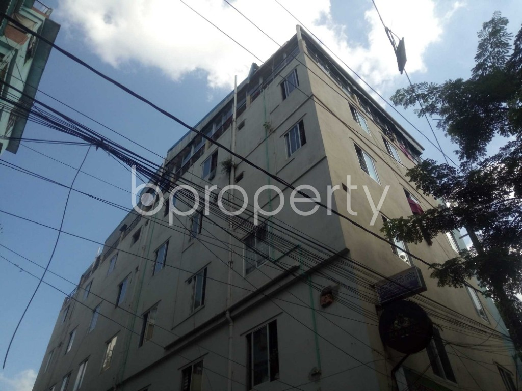 Front view - 2 Bed Apartment to Rent in Bakalia, Chattogram - 1935048