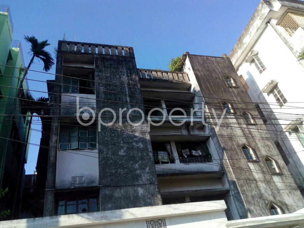 Front view - 2 Bed Apartment to Rent in Double Mooring, Chattogram - 1935160