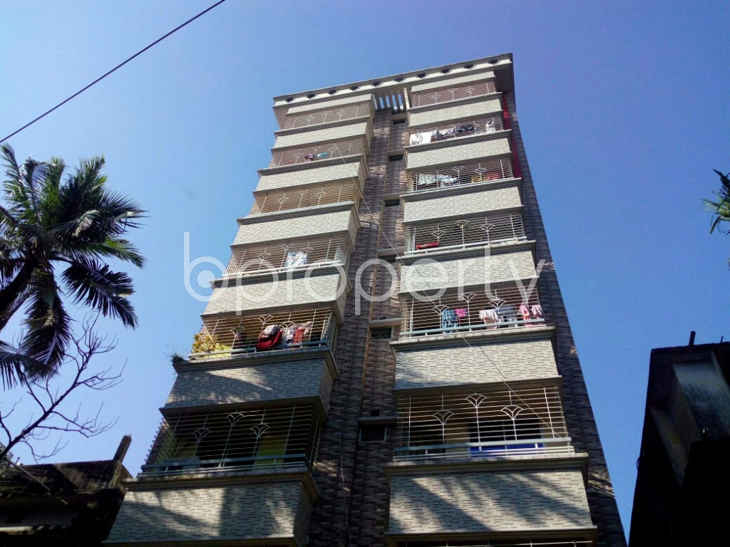 Front view - 3 Bed Apartment to Rent in Double Mooring, Chattogram - 1935161