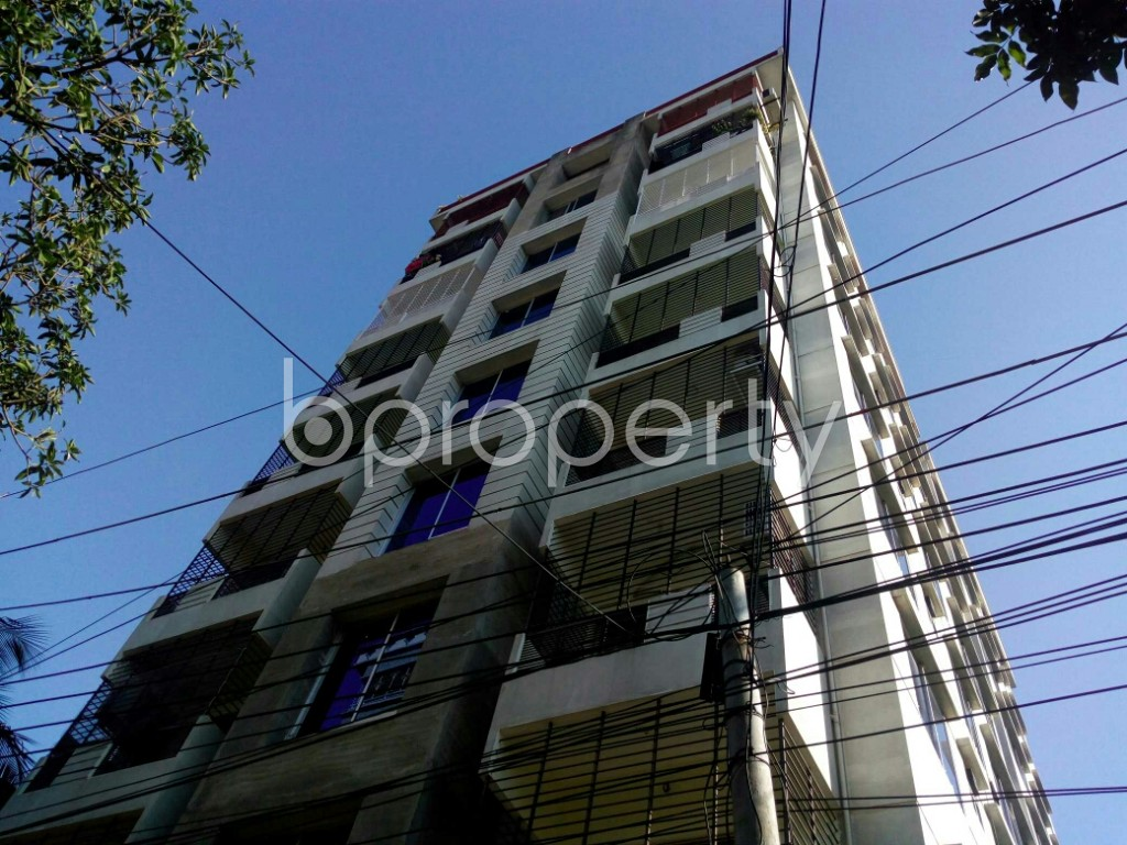 Front view - 3 Bed Apartment to Rent in Double Mooring, Chattogram - 1935162