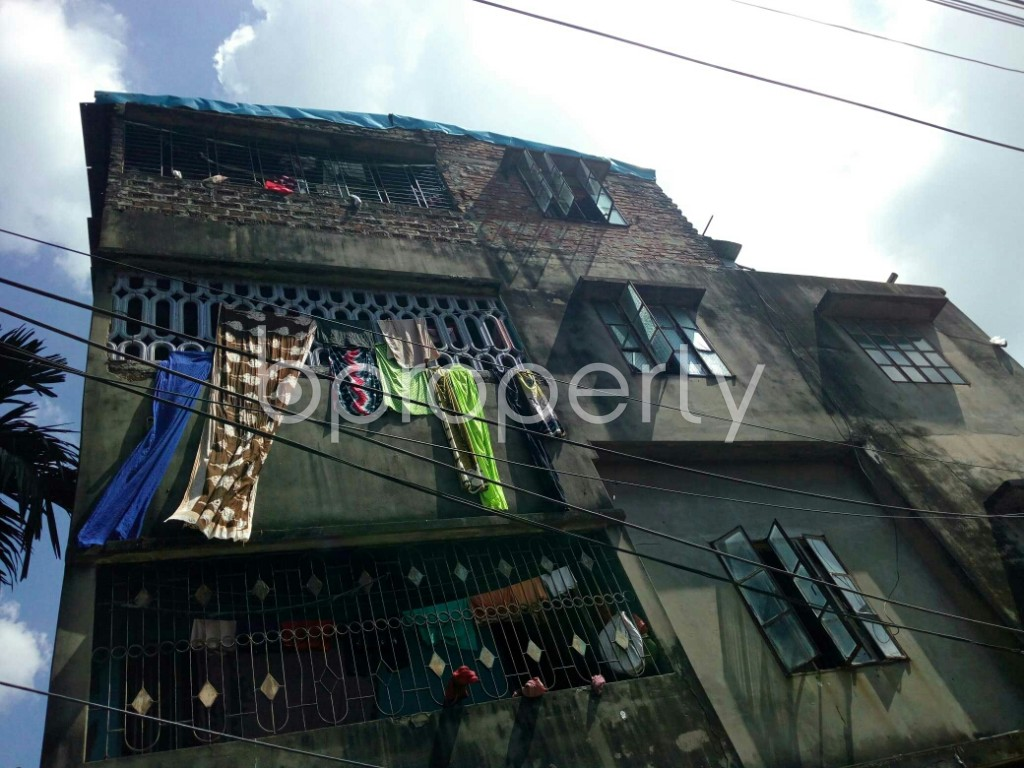 Front view - 2 Bed Apartment to Rent in Double Mooring, Chattogram - 1935175