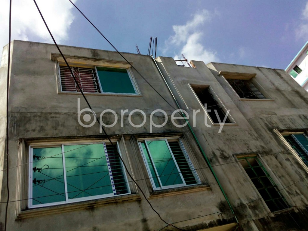 Front view - 1 Bed Apartment to Rent in Double Mooring, Chattogram - 1935177