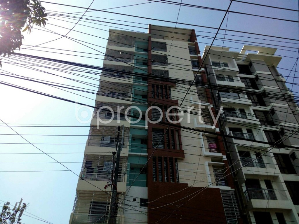 Front view - 3 Bed Apartment to Rent in Double Mooring, Chattogram - 1935183