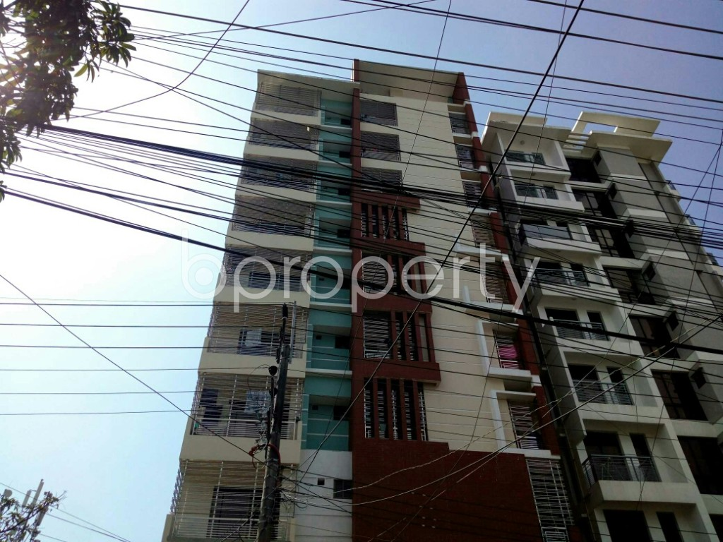 Front view - 3 Bed Apartment to Rent in Double Mooring, Chattogram - 1935184