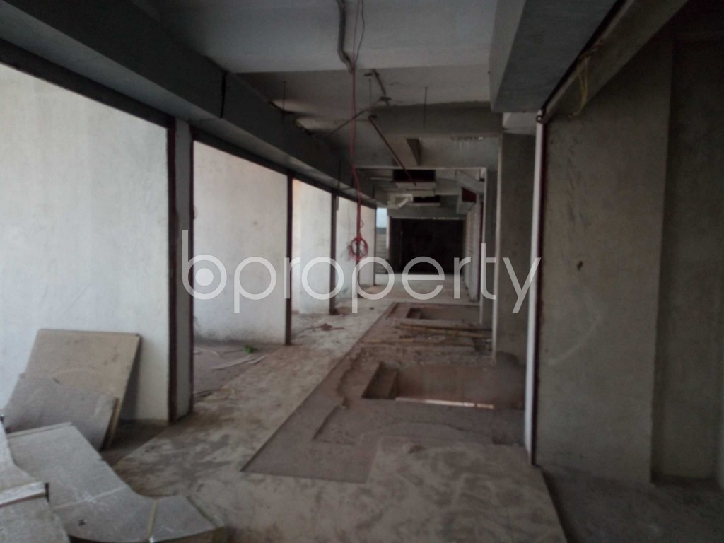 Commercial inside - Shop for Sale in Halishahar, Chattogram - 1935187