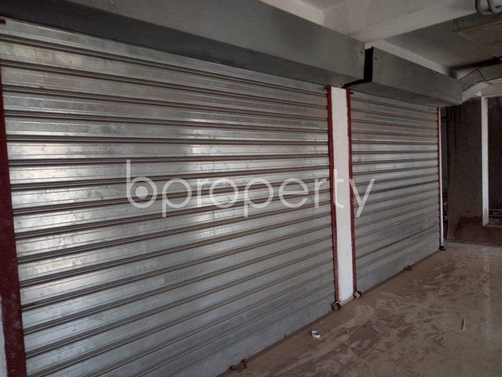 Commercial inside - Shop for Sale in Halishahar, Chattogram - 1935189