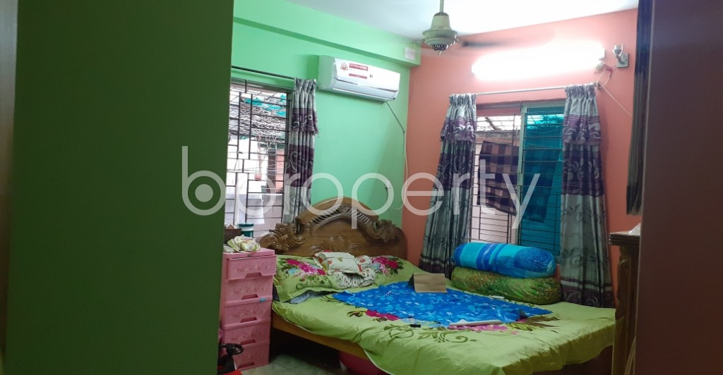 Bedroom - 3 Bed Apartment for Sale in Adabor, Dhaka - 1935247