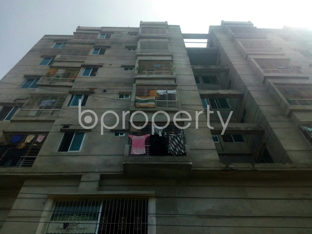 Front view - 2 Bed Apartment to Rent in Bagichagaon, Cumilla - 1935268