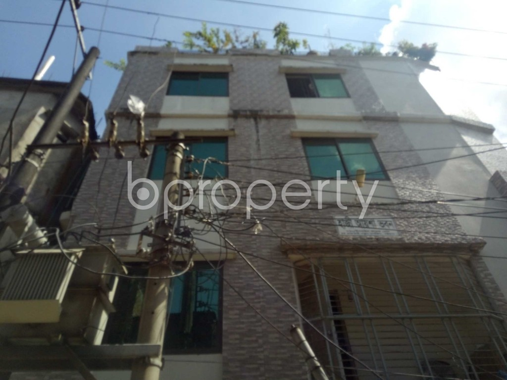 Front view - 2 Bed Apartment to Rent in Bakalia, Chattogram - 1935289