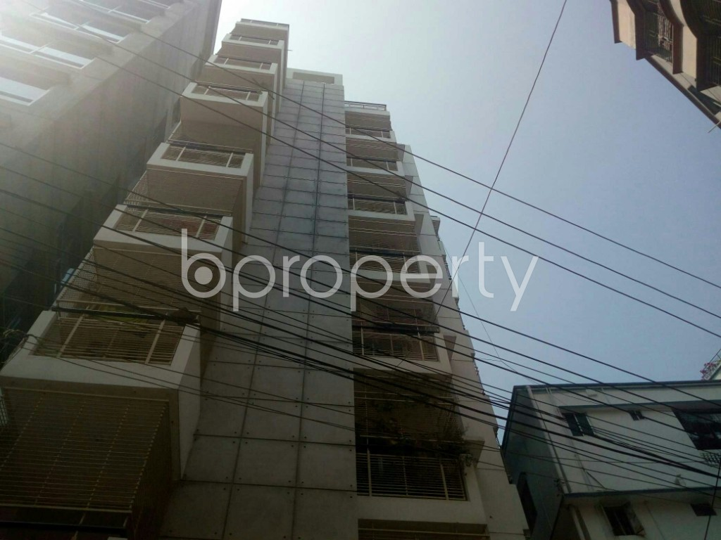 Front view - 3 Bed Apartment for Sale in Dakshin Khan, Dhaka - 1935330