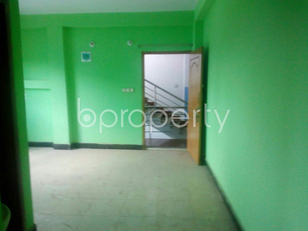 Bedroom - 2 Bed Apartment to Rent in 4 No Chandgaon Ward, Chattogram - 1935407