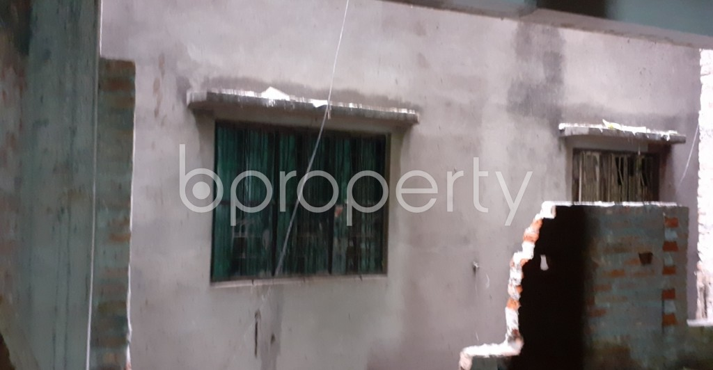Balcony Terrace - 2 Bed Apartment for Sale in Bangshal, Dhaka - 1935420