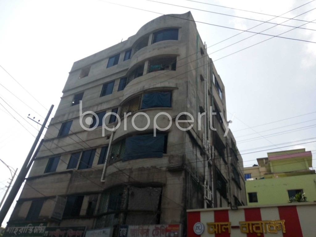 Front view - 2 Bed Apartment to Rent in Halishahar, Chattogram - 1935426