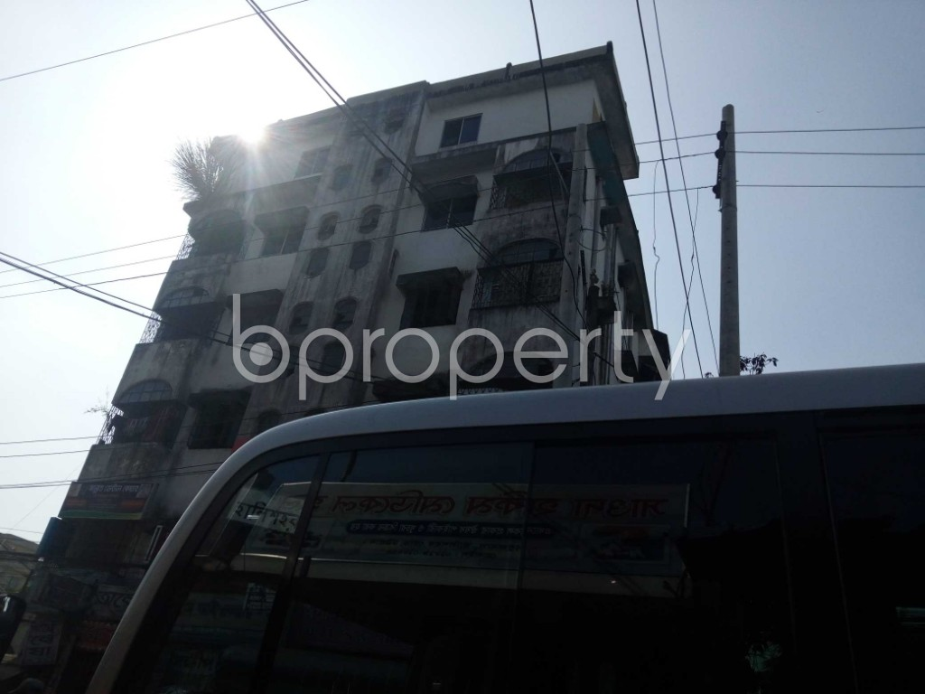 Front view - 2 Bed Apartment to Rent in Halishahar, Chattogram - 1935427