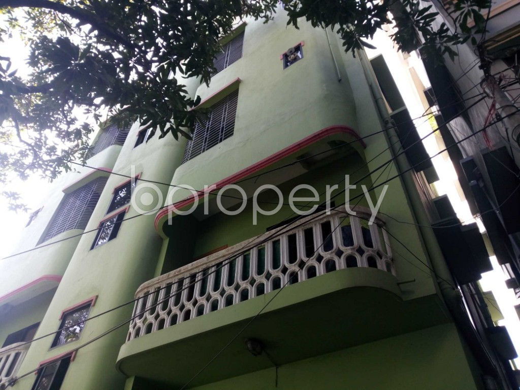 Front view - 2 Bed Apartment to Rent in Halishahar, Chattogram - 1935430