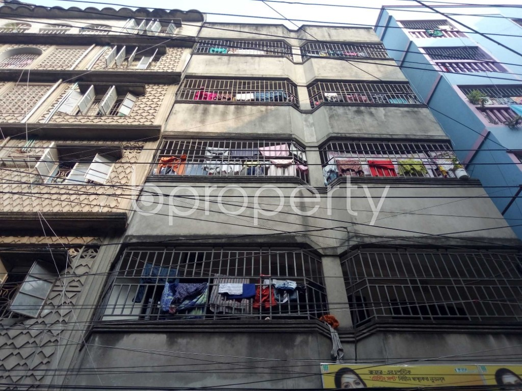 Front view - 2 Bed Apartment to Rent in Lalbagh, Dhaka - 1935482