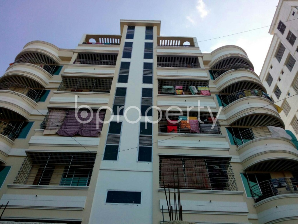 Outside view - 2 Bed Apartment to Rent in Bayazid, Chattogram - 1935502