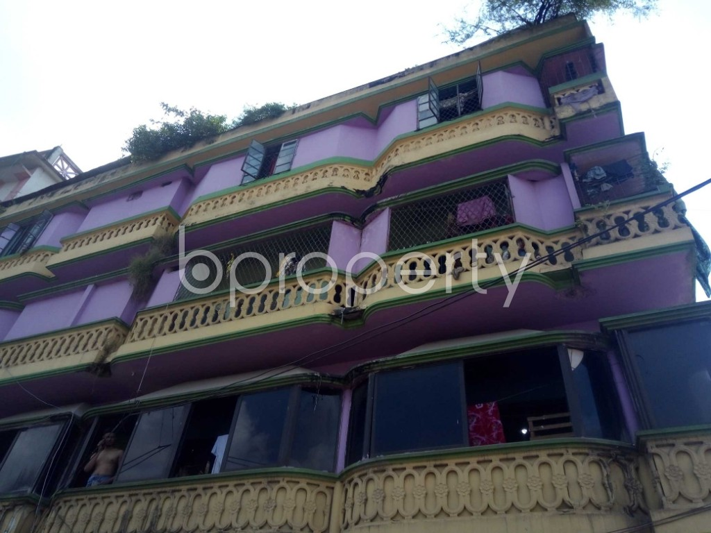 Front view - 2 Bed Apartment to Rent in Bakalia, Chattogram - 1935508