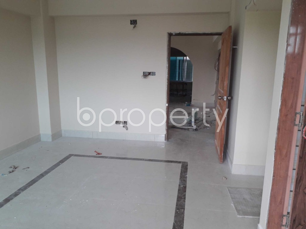 Bedroom - 3 Bed Apartment for Sale in Kazitula, Sylhet - 1935511