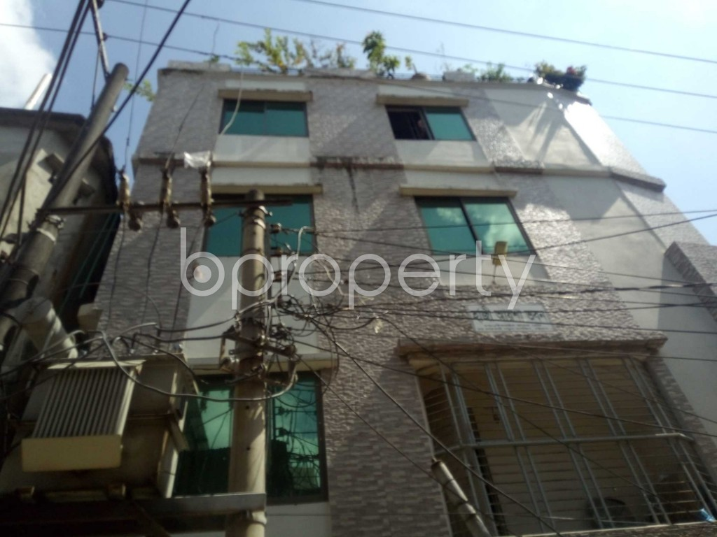 Front view - 2 Bed Apartment to Rent in Bakalia, Chattogram - 1935514